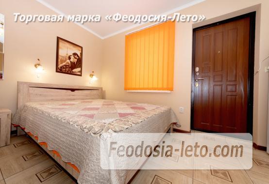 Отель в Феодосии с кухней в номерах на улице Богдановой - фотография № 26