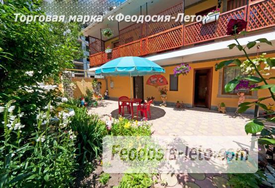 Отель в Феодосии с кухней в номерах на улице Богдановой - фотография № 27
