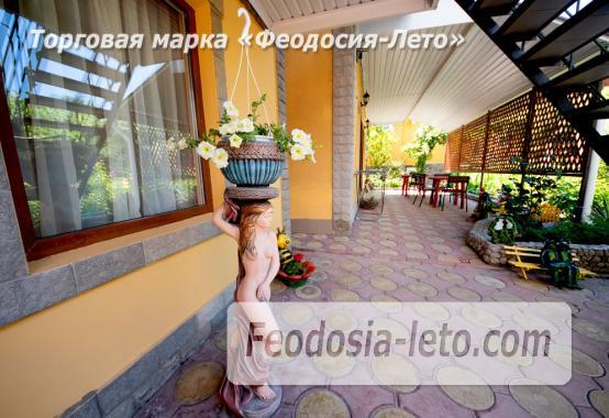 Отель в Феодосии с кухней в номерах на улице Богдановой - фотография № 37
