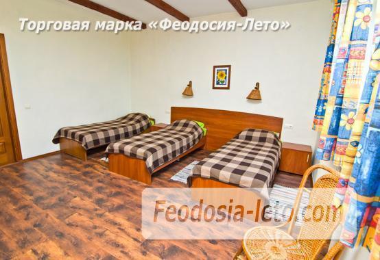 Отель в Феодосии в 5-ти минутах от моря на улице Калинина - фотография № 13