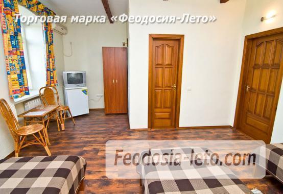 Отель в Феодосии в 5-ти минутах от моря на улице Калинина - фотография № 17