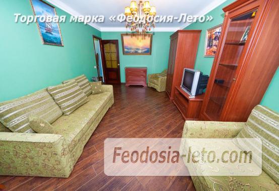 3 комнатная квартира в Феодосии рядом с Комсомольским парком - фотография № 10
