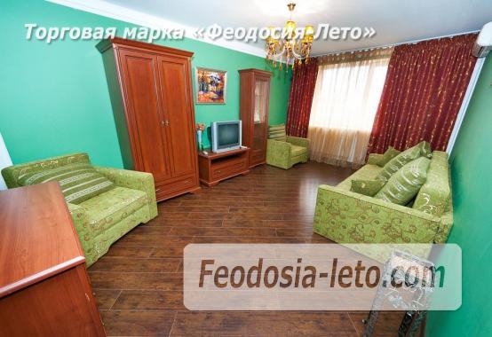 3 комнатная квартира в Феодосии рядом с Комсомольским парком - фотография № 11