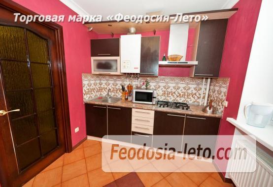 3 комнатная отличная квартира в Феодосии рядом с Комсомольским парком - фотография № 10