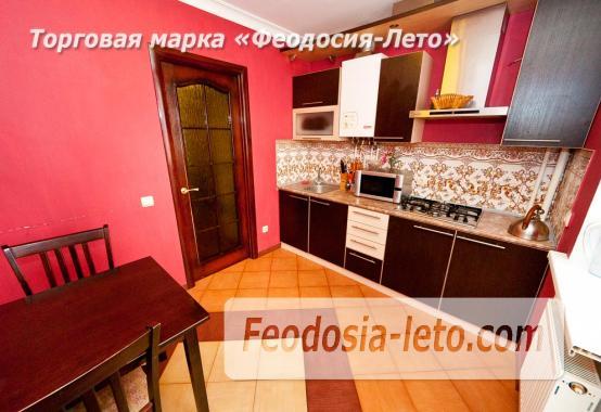 3 комнатная квартира в Феодосии рядом с Комсомольским парком - фотография № 3