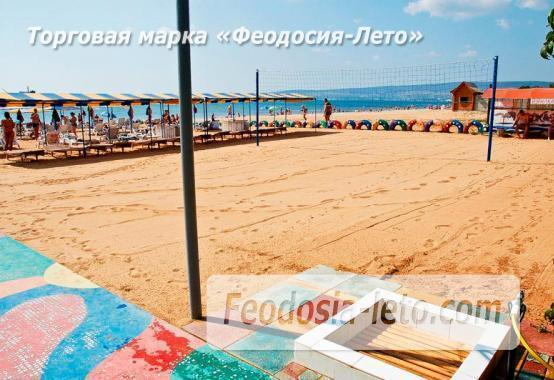 Пансионат в Феодосии на Керченском шоссе - фотография № 2