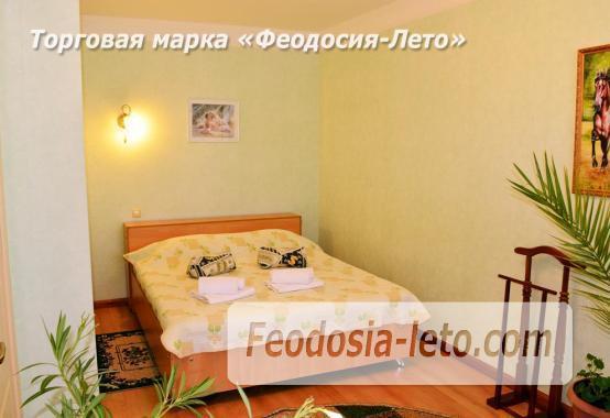Пансионат с бассейном на набережной Феодосии, улица Революционная - фотография № 26