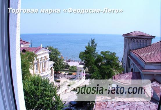 Пансионат с бассейном на набережной Феодосии, улица Революционная - фотография № 27