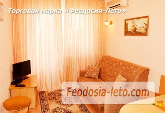 Пансионат с бассейном на набережной Феодосии, улица Революционная - фотография № 30