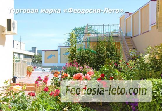 Пансионат с бассейном на набережной Феодосии, улица Революционная - фотография № 5