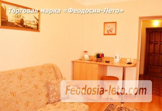 Пансионат с бассейном на набережной Феодосии, улица Революционная - фотография № 34