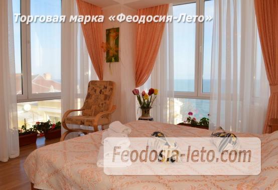 Пансионат с бассейном на набережной Феодосии, улица Революционная - фотография № 40