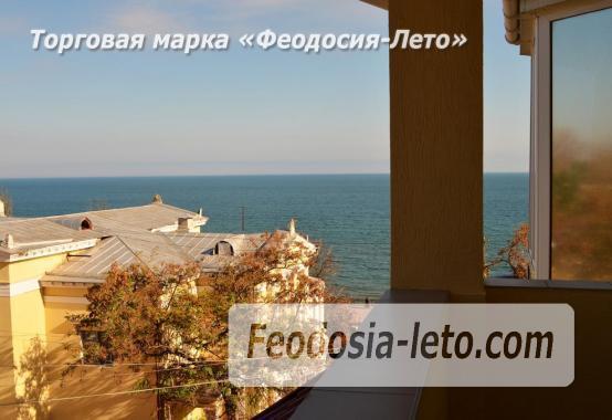 Пансионат с бассейном на набережной Феодосии, улица Революционная - фотография № 41