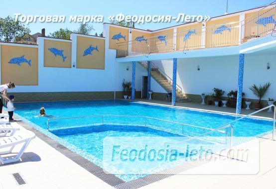 Пансионат с бассейном на набережной Феодосии, улица Революционная - фотография № 42