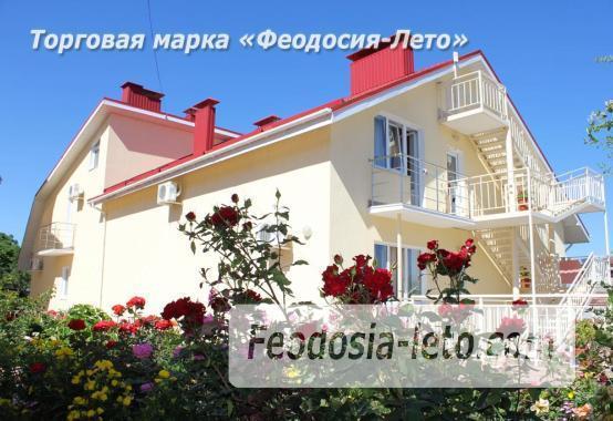Пансионат с бассейном на набережной Феодосии, улица Революционная - фотография № 45