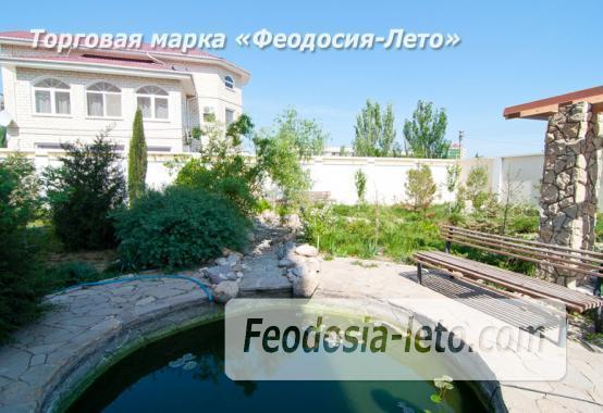 Пансионат с бассейном в Феодосии переулок Танкистов - фотография № 37