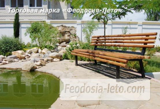 Пансионат с бассейном в Феодосии переулок Танкистов - фотография № 38