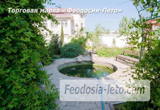 Пансионат с бассейном в Феодосии переулок Танкистов - фотография № 11