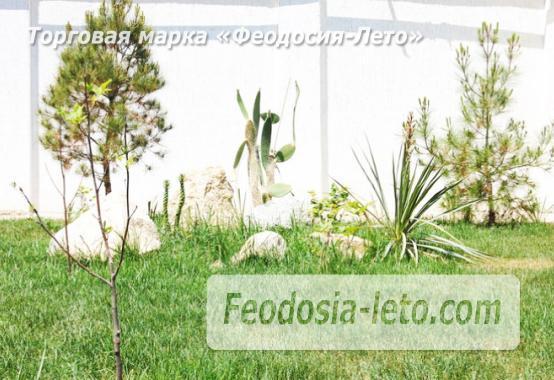Пансионат с бассейном в Феодосии переулок Танкистов - фотография № 14
