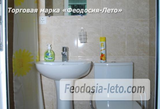 Пансионат с питанием в г. Феодосия на Листовничей. 2 корпус - фотография № 16