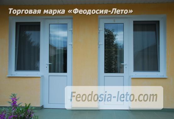 Пансионат с питанием в г. Феодосия на Листовничей. 2 корпус - фотография № 3