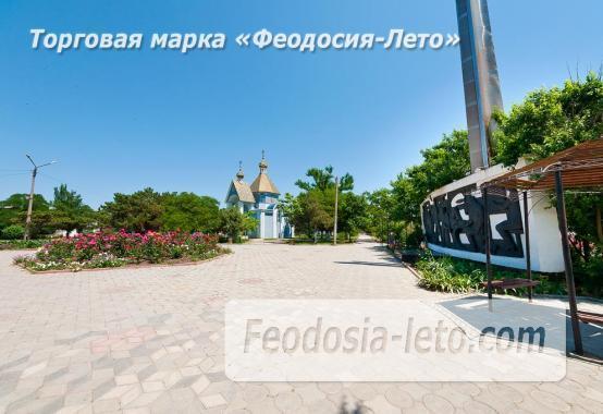 набережная посёлка Приморский - фотография № 3