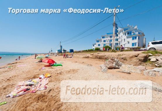 пляж посёлка Приморский - фотография № 11