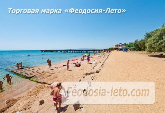 пляж посёлка Приморский - фотография № 13