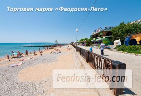 пляжи в посёлке Приморский - фотография № 2