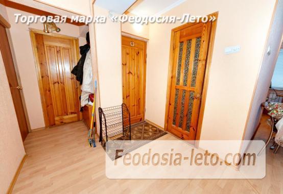 3 комнатная просторная квартира в Феодосии, улица Крымская - фотография № 22
