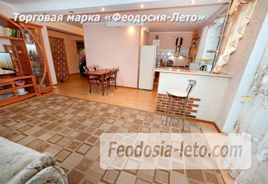 3 комнатная просторная квартира в Феодосии, улица Крымская - фотография № 23