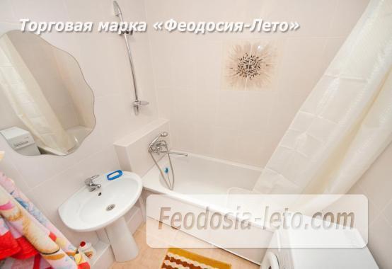 С хорошим ремонтом 1-комнатная квартира в Феодосии на улице Дружбы, 46 - фотография № 11