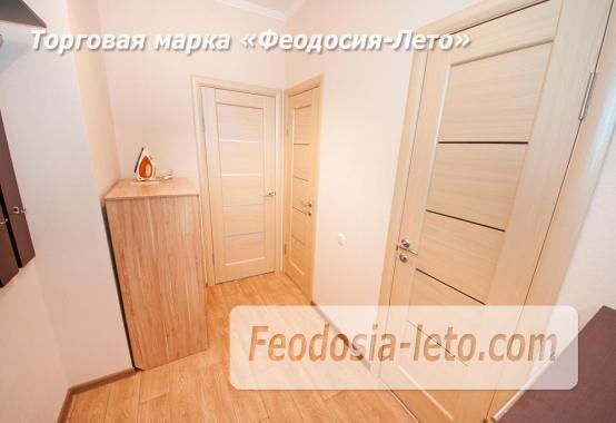 С хорошим ремонтом 1-комнатная квартира в Феодосии на улице Дружбы, 46 - фотография № 5