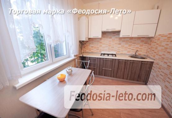 С хорошим ремонтом 1-комнатная квартира в Феодосии на улице Дружбы, 46 - фотография № 7