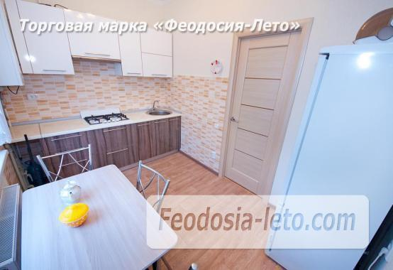 С хорошим ремонтом 1-комнатная квартира в Феодосии на улице Дружбы, 46 - фотография № 9