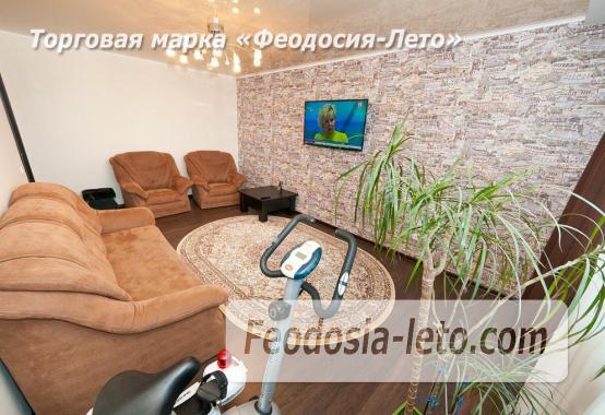 3 комнатная квартира в Феодосии, бульвар Старшинова, 8 - фотография № 16
