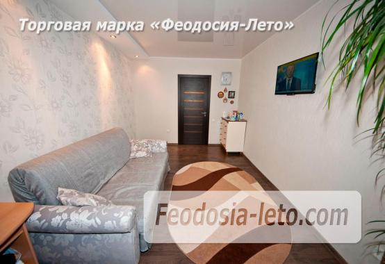 3 комнатная квартира в Феодосии, бульвар Старшинова, 8 - фотография № 12