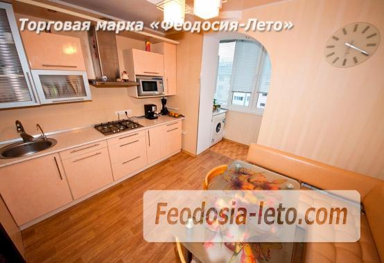 3 комнатная квартира в Феодосии, бульвар Старшинова, 8 - фотография № 5