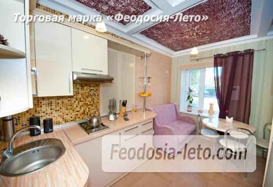 1-комнатная квартира в частном секторе г. Феодосия, улица Шевченко - фотография № 15