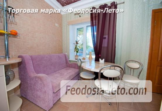 1-комнатная квартира в частном секторе г. Феодосия, улица Шевченко - фотография № 2