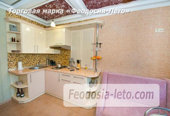 1-комнатная квартира в частном секторе г. Феодосия, улица Шевченко - фотография № 14