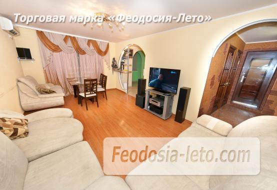 3 комнатная шикарная квартира в Феодосии на улице Чкалова, 113-Б - фотография № 6