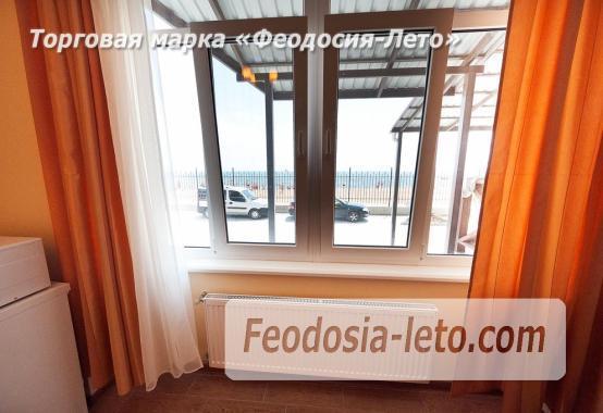Солидное жильё на Черноморской набережной в г. Феодосия - фотография № 3