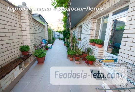 Тихий отель на улице 30 Стрелковой дивизии в Феодосии - фотография № 20