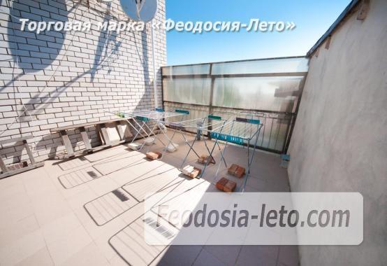 Тихий отель на улице 30 Стрелковой дивизии в Феодосии - фотография № 23