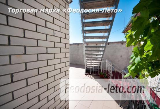 Тихий отель на улице 30 Стрелковой дивизии в Феодосии - фотография № 25