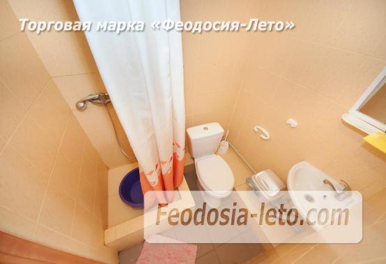 Тихий отель на улице 30 Стрелковой дивизии в Феодосии - фотография № 10