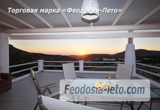 Вилла в Греции на острове Парос - фотография № 22