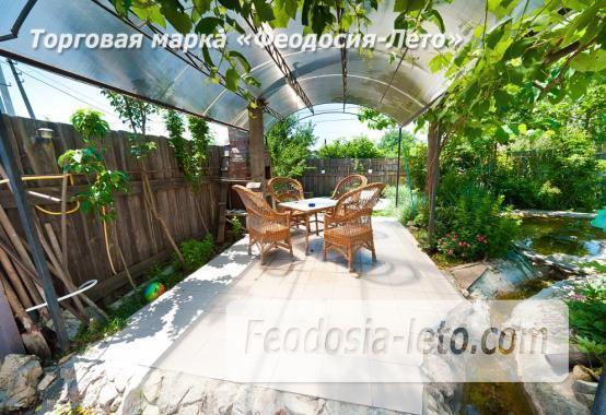 жилье в Феодосии в районе пляжа Жемчужный - фотография № 22