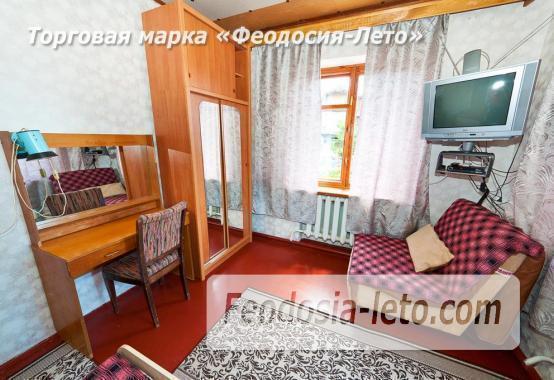 жилье в Феодосии в районе пляжа Жемчужный - фотография № 29